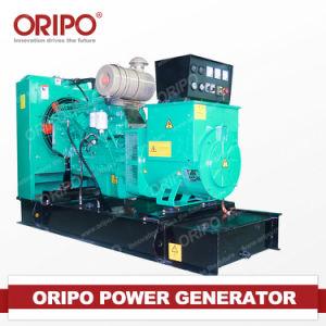 GeneratorディーゼルSetの4打撃Engine