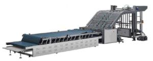 Hochgeschwindigkeitswellpappen-Flöte-Laminiermaschine-Maschine/Flöte-lamellierende Maschine