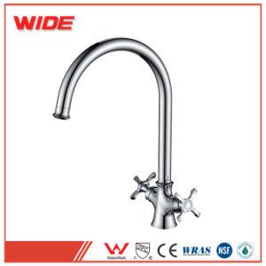 銅の回転洗面器のミキサーの浴室の洗面所の洗面器の水栓(爪シリーズ)