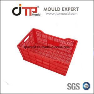 2018 plástico de alta calidad caja vegetal molde de inyección