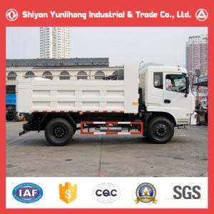 4X2 Light Duty Truck Price/6 Wheel Dump Tipper Truck