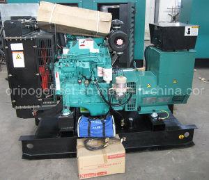 50Hz/60Hz conjunto gerador a diesel com alternador sem escovas
