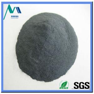 Materiales abrasivos de grano de carburo de silicio verde F90