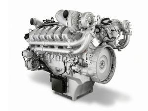 진짜 남자 Water-Cooled 건축기계 디젤 엔진 Engine/V12 디젤 엔진 (D2862)