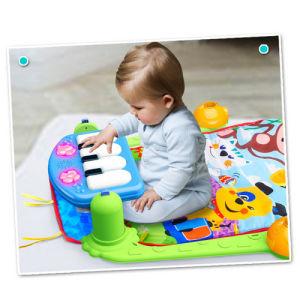 Фортепиано фитнес-рамы игрушка малыша играть коврик игрушки (H7075080)