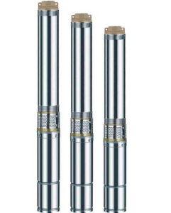 (4 SDM3/5-0.37kw) 4 Polegada submersíveis bomba de água de poços com marcação CE