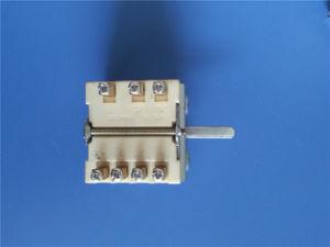 De elektro Schakelaar van de Selecteurs van de Oven Roterende