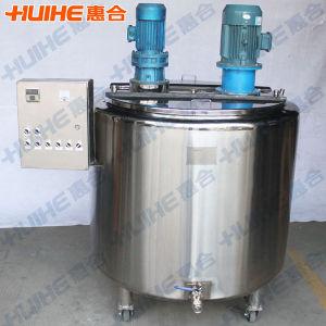 Mezclador emulsificador de acero inoxidable (100-10000L)