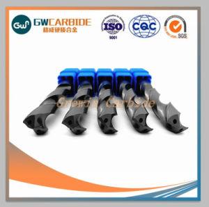 Centro de carburo de tungsteno herramientas brocas de perforación