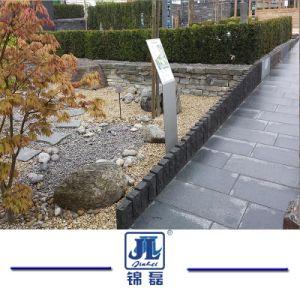 China-schwarzer Basalt-natürliche Straßenbetoniermaschine/Pflasterung-Stein für im Freien/Fahren von Methode