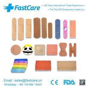 Cerotto adesivo personalizzato cura della ferita con la FDA del Ce
