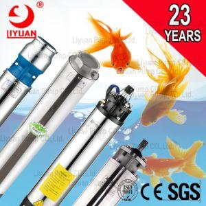 4 de Energía Solar sumergibles de pozo profundo bomba de agua de refrigeración