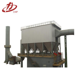 Grande collettore di polveri industriale di capienza di trattamento Baghouse