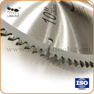 Lames de scies carbure tct de haute qualité avec la machine de découpe pour l'aluminium