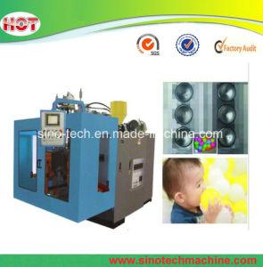 Automatic HDPE LDPE/bola de plástico de la máquina de moldeo por soplado