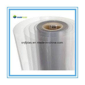 Flexibel Transparant pvc- Blad voor de Materialen van het Pakket