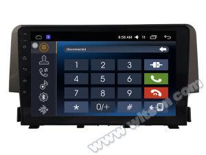 Witson 9 на большой экран Android 6.0 DVD для гражданского Honda (1,5 Тл) 2016