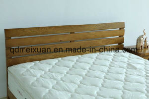 Festes hölzernes Bett-moderne doppelte Betten (M-X2299)