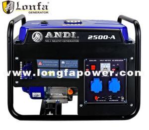 Loncinのタイプ6.5HP 2kw 2kVAガソリン発電機