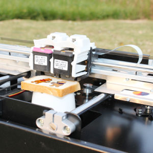 Essbarer Nahrungsmittelplätzchen Macaron Kaffee-Drucker