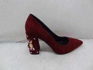 Design de mode le plus récent talon Rhinestone Chaussure pour femme