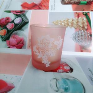 2017 Zoll-Hauptdekoration-Glasglas-Sojabohnenöl-duftende Kerze