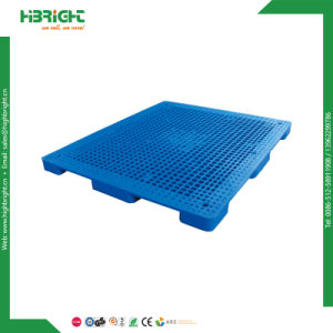 Barato preço Fabricante de paletes na China Heaty dever feita a reciclagem de capacidade de carga de paletes plásticos usados para venda