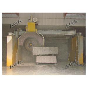 Blocchetti di pietra del granito del marmo di taglio di macchina di taglio a blocchi delle multi lamierine (DQ2200/2500/2800)