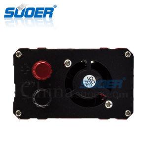 Suoer 1000W 12V 230V de onda senoidal modificada Inversor de potencia (SAA-D1000A)