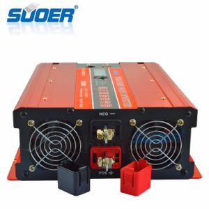 Suoer 12V 220V 3000W onda senoidal pura Inversor (DE FPC D3000A)