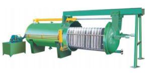 Wyb Widly utiliza presión horizontal filtro hoja