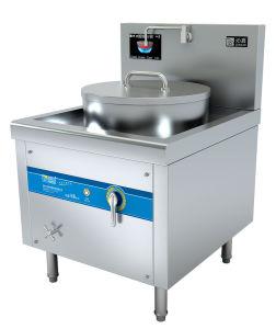 서쪽 작풍 상업적인 감응작용 편평한 끓이 남비 요리 기구