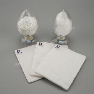 Filtración blanca Camisa de la presa China barata Geotextile Manta