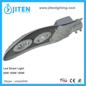 Vendedor caliente de alta potencia 100W COB Calle luz LED de exterior