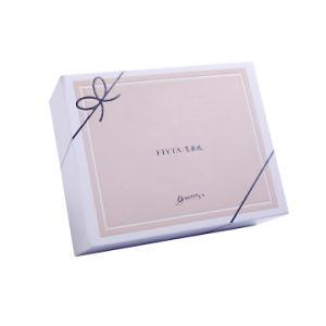 Cartón de papel rígido Ver joyas embalaje Caja de regalo