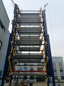 Pcx серии Ds вертикального распространения системы парковки