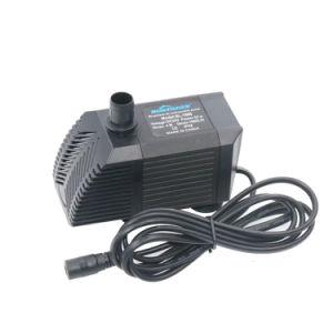 Wasser-Aquarium-Solarpumpen Gleichstrom-24V schwanzlose versenkbare zentrifugale lärmarme für Brunnen