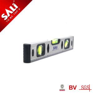 高品質の測定のツールの磁気水平で標準的な磁気水準器
