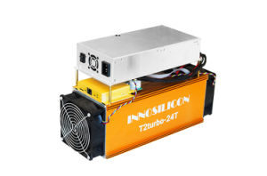 Innosilicon T2 Turbo (T2T) Miner 24th/S 1980 W Btc Miner Inclued PSU ---pedido antecipado Lote 15 de Agosto
