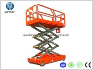 Het lucht Platform van de Vrachtwagen van de Lift Mobiele Hydraulische Opheffende