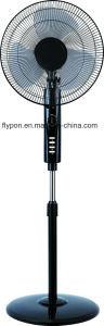 円形の基礎黒いカラー立場のファン床のファン扇風機(FS40-1603)