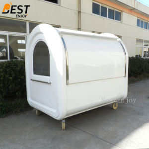 食糧カートかアイスクリームのトラック/Rolledで使用された普及したアイスクリーム機械を揚げた