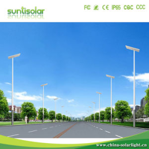 120W RoHSの証明の統合された太陽街灯