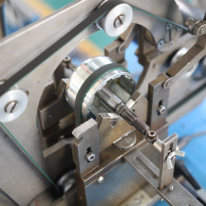Strumentazione d'equilibratura dell'asse di rotazione meccanico dell'asse di rotazione della macchina di rumore metallico del JP Jian