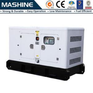 50Hz 3 generatori diesel residenziali di fase 15kw per la casa