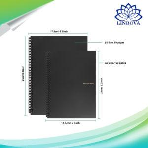 Elfinbook 2.0 Smart Notebook Apagável reutilizáveis Nuvem de onda Microondas Apagar o Notepad com caneta Phone Notebook para Alimentação Escolar