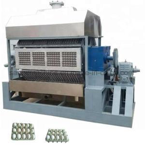 Высокая эффективность автоматической одноразовой пластиковой поддон для яиц бумагоделательной машины
