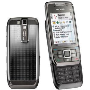 Klassisch kein E66 Handy des Handy-3G WiFi Bluetooth