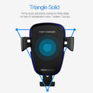 Wholesale PriceのiPhone8/iPhone8 PlusかiPhone Xのための2018熱いSaleチーWireless Car Charger