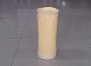 De acryl Naald voelde Zak de Op hoge temperatuur van de Filter voor Baghouse